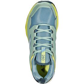 adidas TERREX Agravic TR Løbesko Damer, ash grey/footwear white/yellow tint